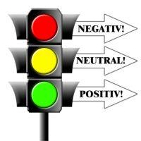 Schufa-Ampel - Negativ, Neutral, Positiv
